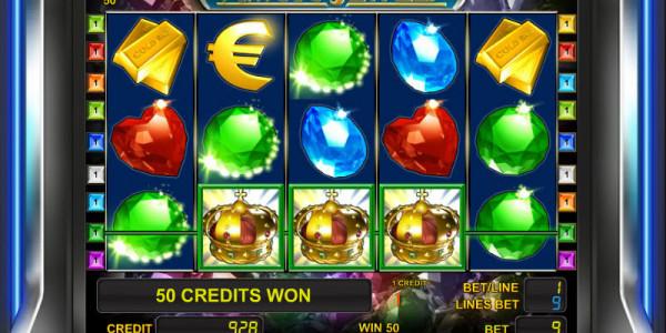 Magic Jewels MCPcom Novomatic win