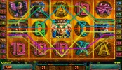Spirits of Aztec MCPcom Novomatic