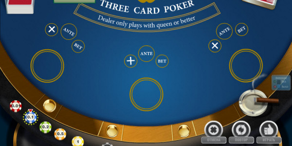 Three Card Poker MCPcom Novomatic