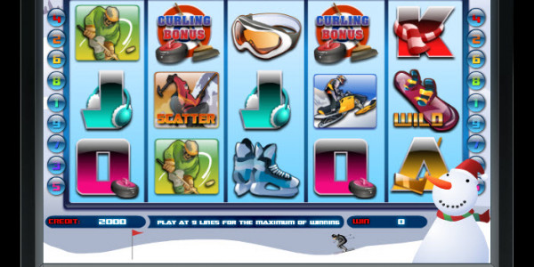 Winter Games MCPcom Novomatic