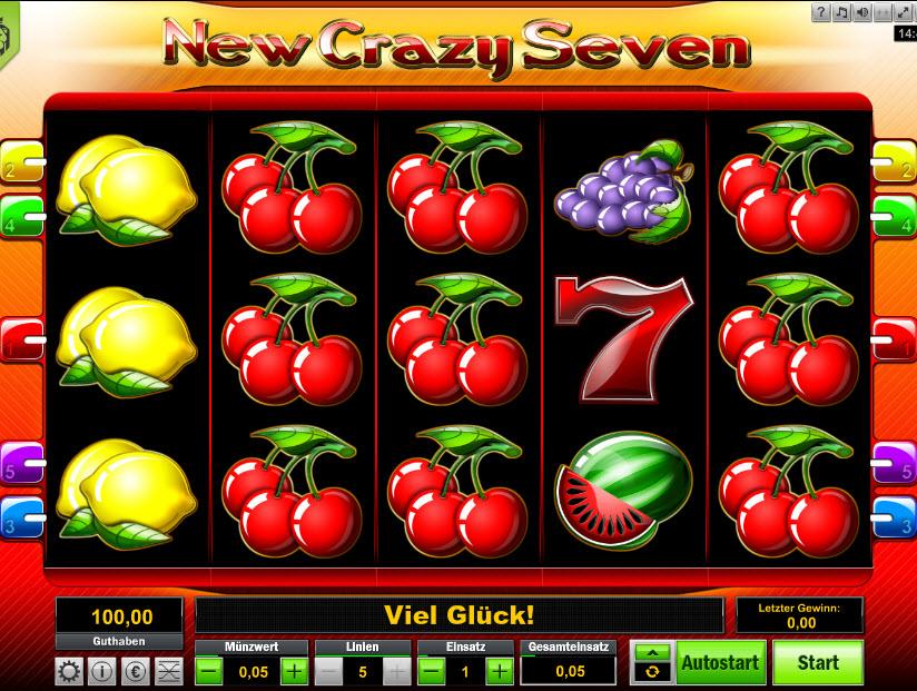 New Crazy Seven MCPcom KGR Entertainment