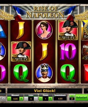 Rise Of Napoleon MCPcom KGR Entertainment