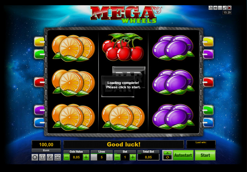 Mega Wheels MCPcom KGR Entertainment