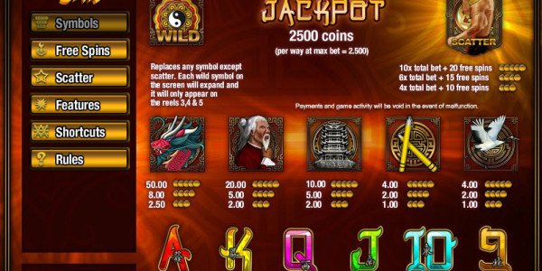 Shaolin Spin MCPcom iSoftBet pay