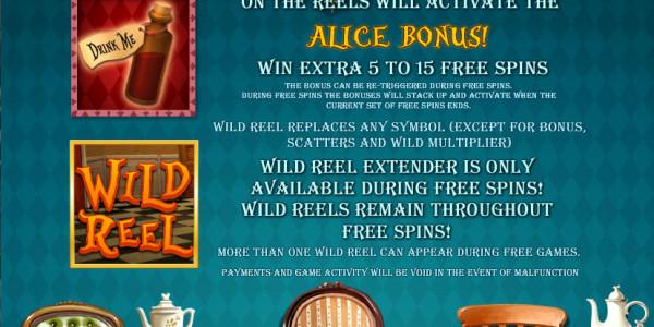 Alice Adventure MCPcom iSoftBet pay