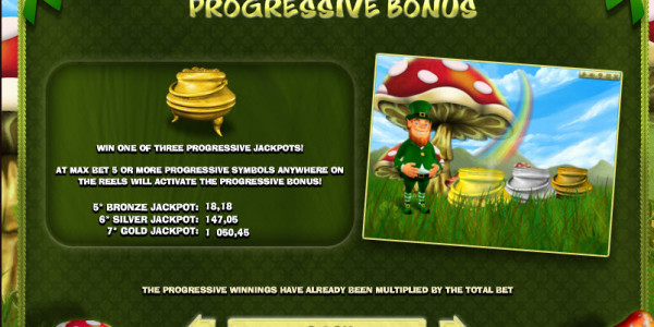 Lucky Leprechaun MCPcom iSoftBet pay