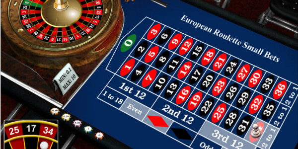 European Roulette Small Bets MCPcom iSoftBet2