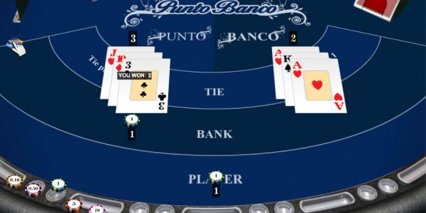 Punto Banco MCPcom iSoftBet2