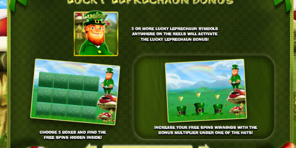 Lucky Leprechaun MCPcom iSoftBet pay2