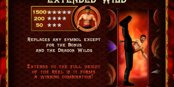 Red Dragon Wild MCPcom iSoftBet pay2