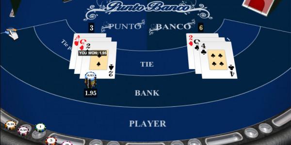 Punto Banco MCPcom iSoftBet3