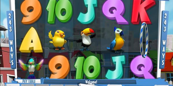 Happy Birds MCPcom iSoftBet