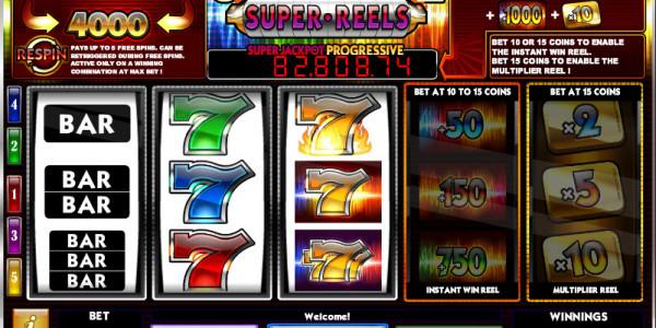 Ultimate Super Reels MCPcom iSoftBet
