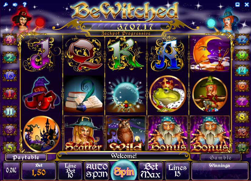 Bewitched MCPcom iSoftBet
