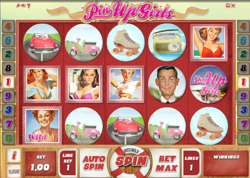 Pin Up Girls MCPcom iSoftBet