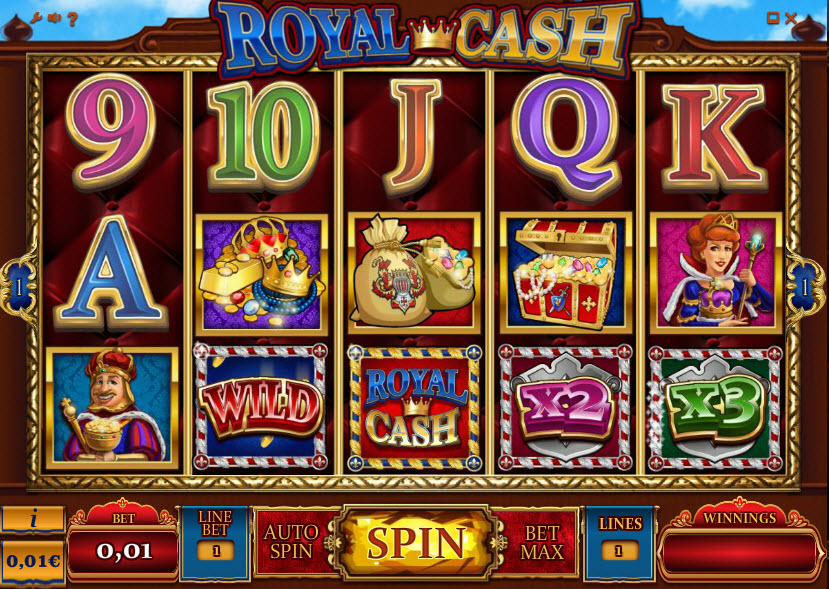 Royal Cash MCPcom iSoftBet