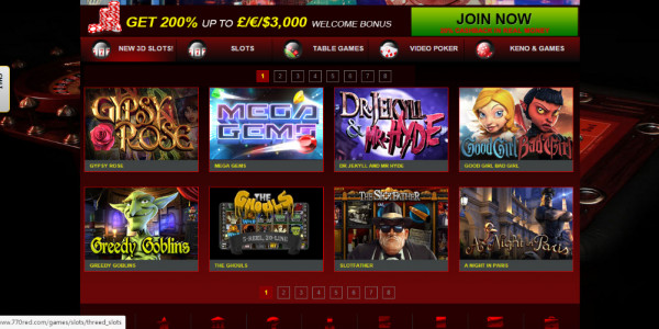 770Red Casino MCPcom games