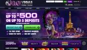 Crazy Vegas Casino MCPcom home