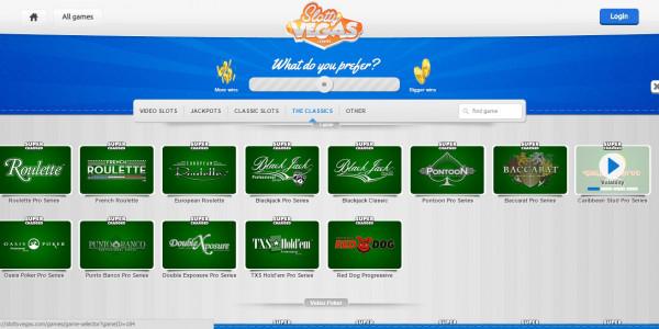 Slotty Vegas MCPcom games