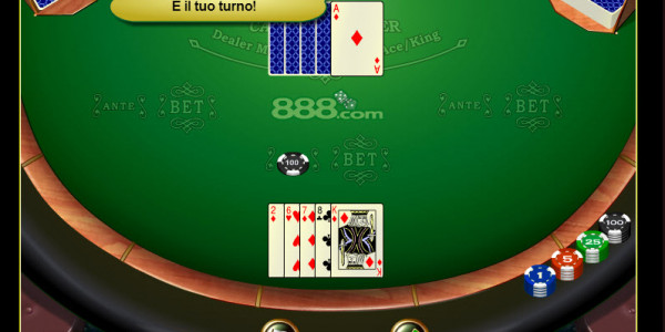 Caribbean Poker MCPcom 888 Holdings2
