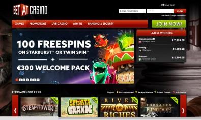 Betat Casino MCPcom