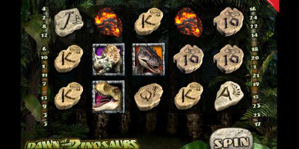Down the Dinosaur MCPcom 888 Holdings