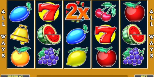 Allways Fruits MCPcom Amatic Industries