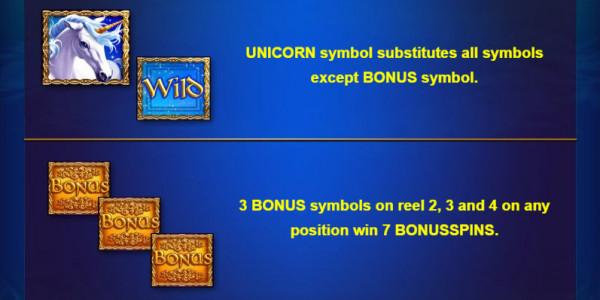 Royal Unicorn MCPcom Amatic Industries pay2