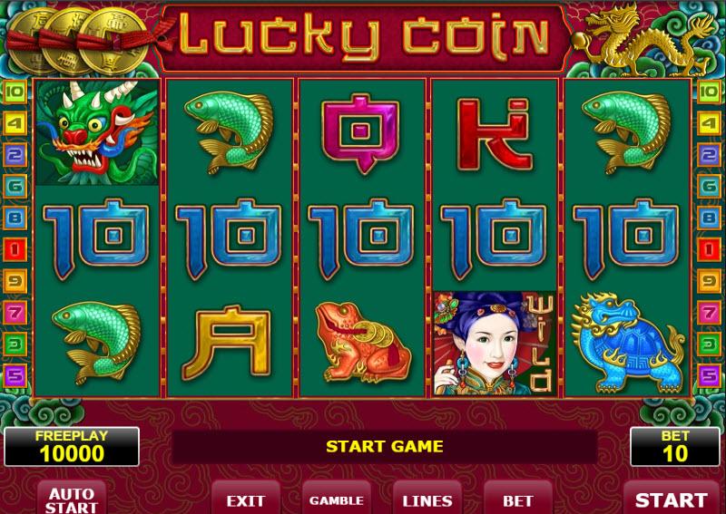 Lucky Coin MCPcom Amatic Industries