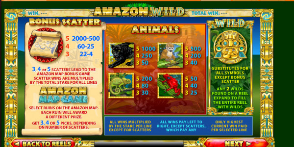 Amazon Wild MCPcom Ash Gaming pay