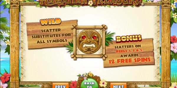 Hawaiian Treasure MCPcom Ash Gaming pay