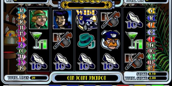 Gin Joint Jackpot MCPcom Ash Gaming