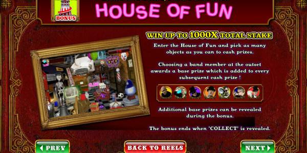 Madness – House of Fun MCPcom Ash Gaming pay2