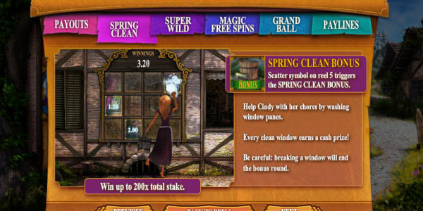 The Glass Slipper MCPcom Ash Gaming pay2