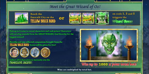 The Winnings of Oz MCPcom Ash Gaming pay2