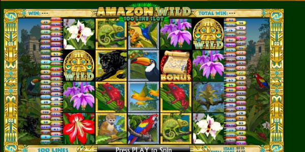 Amazon Wild MCPcom Ash Gaming