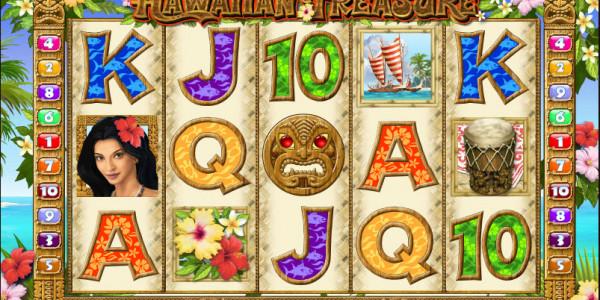 Hawaiian Treasure MCPcom Ash Gaming