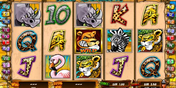 Wild Gambler MCPcom Ash Gaming