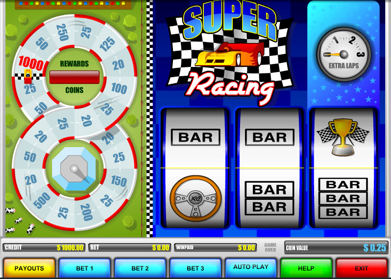 Super Racing MCPcom B3W Group