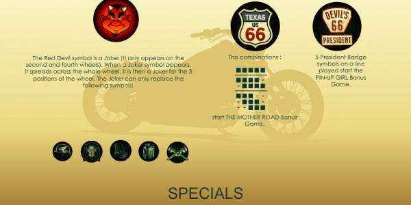 Devil's Bikers MCPcom B3W Group pay2