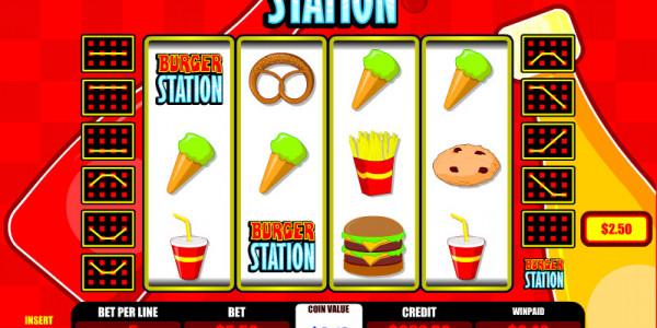 Burger Station MCPcom B3W Group win