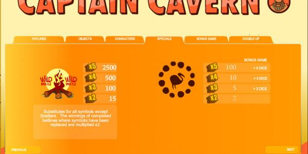 Captain Cavern MCPcom B3W Group pay2