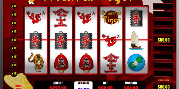 Oriental Tiger MCPcom B3W Group win