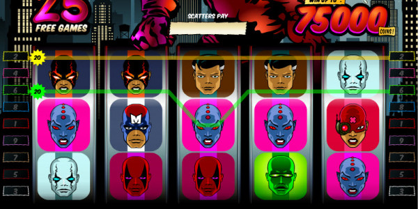 Super Heroes MCPcom B3W Group win