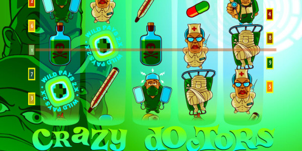Crazy Doctors MCPcom B3W Group