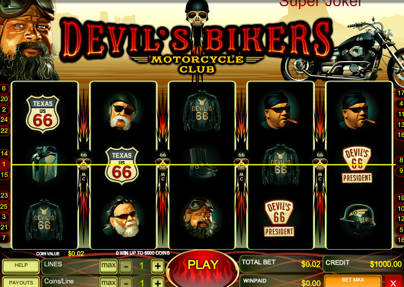 Devil's Bikers MCPcom B3W Group