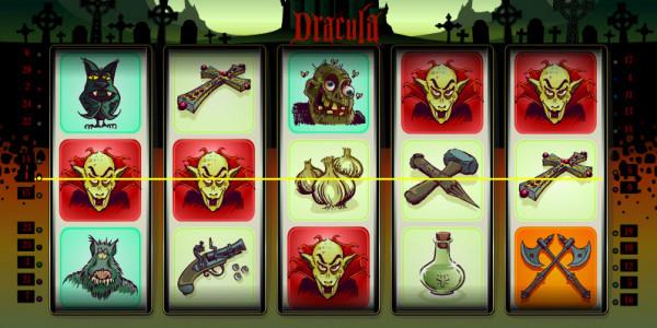 Dracula MCPcom B3W Group