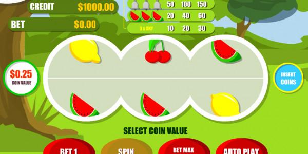 Fruity Machine MCPcom B3W Group