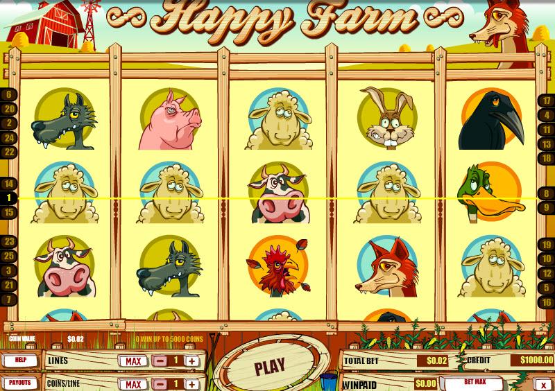 Happy Farm MCPcom B3W Group