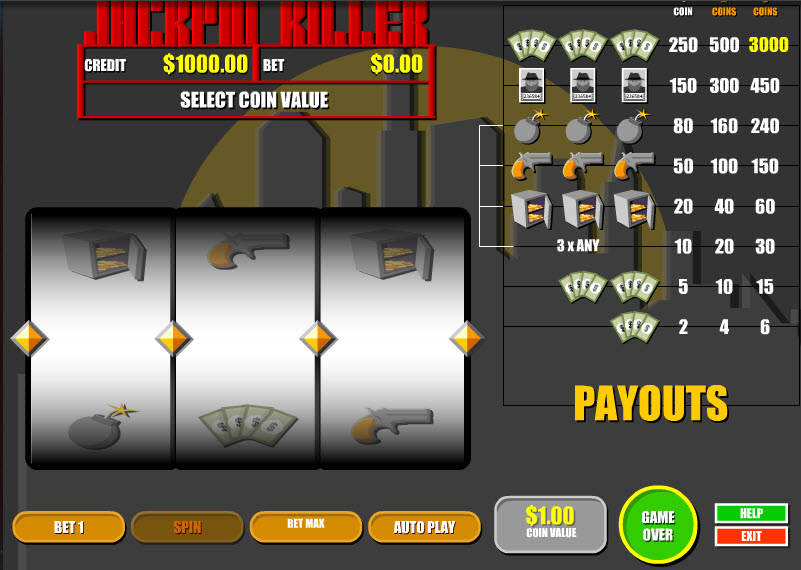 Jackpot Killer MCPcom B3W Group